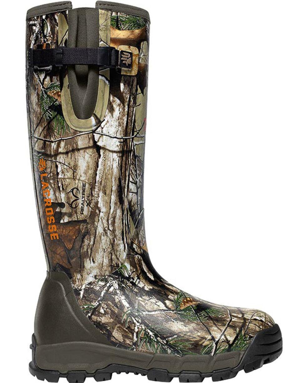 LaCrosse Men's 1000G Alphaburly Pro Realtree Xtra Hunting Boots, Brown, hi-res