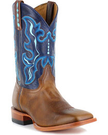 Cody James Men's Damiano Embroidered Western Boots - Square Toe, , hi-res