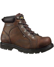 CAT Men's Mortar Work Boots, , hi-res