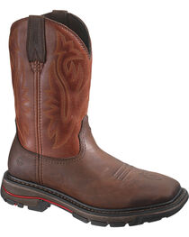 Wolverine Men's Javelina Wellington Work Boots, , hi-res
