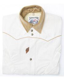 Schaefer Canvas Convertible Duster Jacket, Natural, hi-res