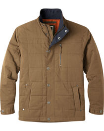 Mountain Khakis Men's Swagger Jacket, Brown, hi-res
