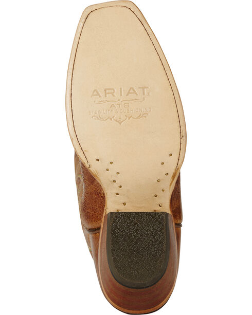 Ariat Women's Bristol Western Boots, Tan, hi-res