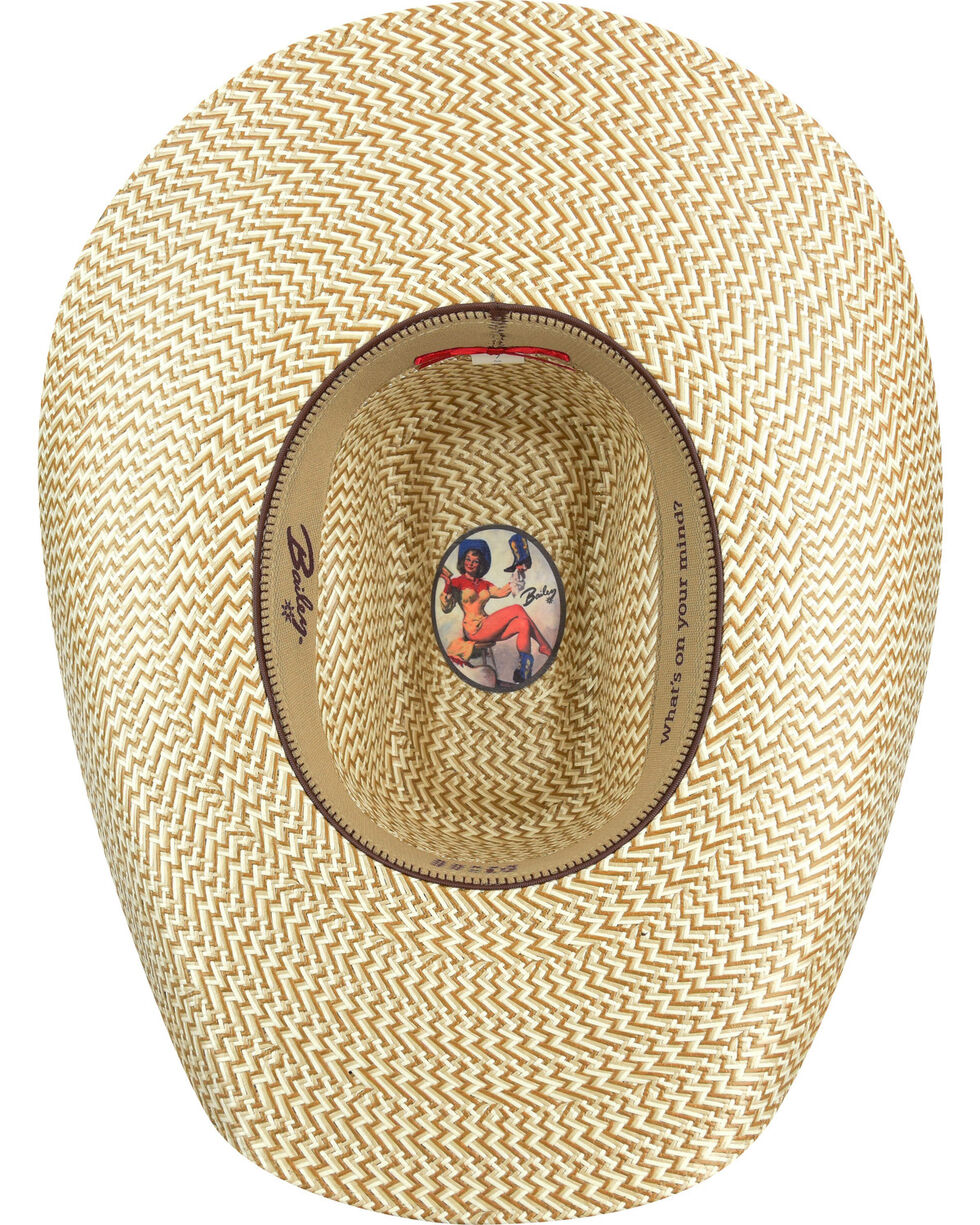 Bailey Men's Rayder 15X Two Tone Western Hat, Multi, hi-res