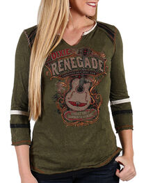 Panhandle Women's Dixie Renegade Shirt, , hi-res