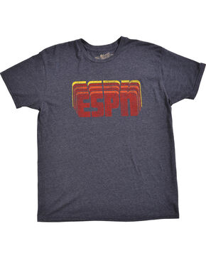 Original Retro Brand Men's ESPN Tee, Navy, hi-res
