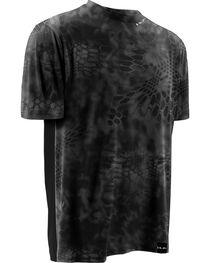 Huk Men's Kryptek LoPro ICON Short Sleeve Top , , hi-res