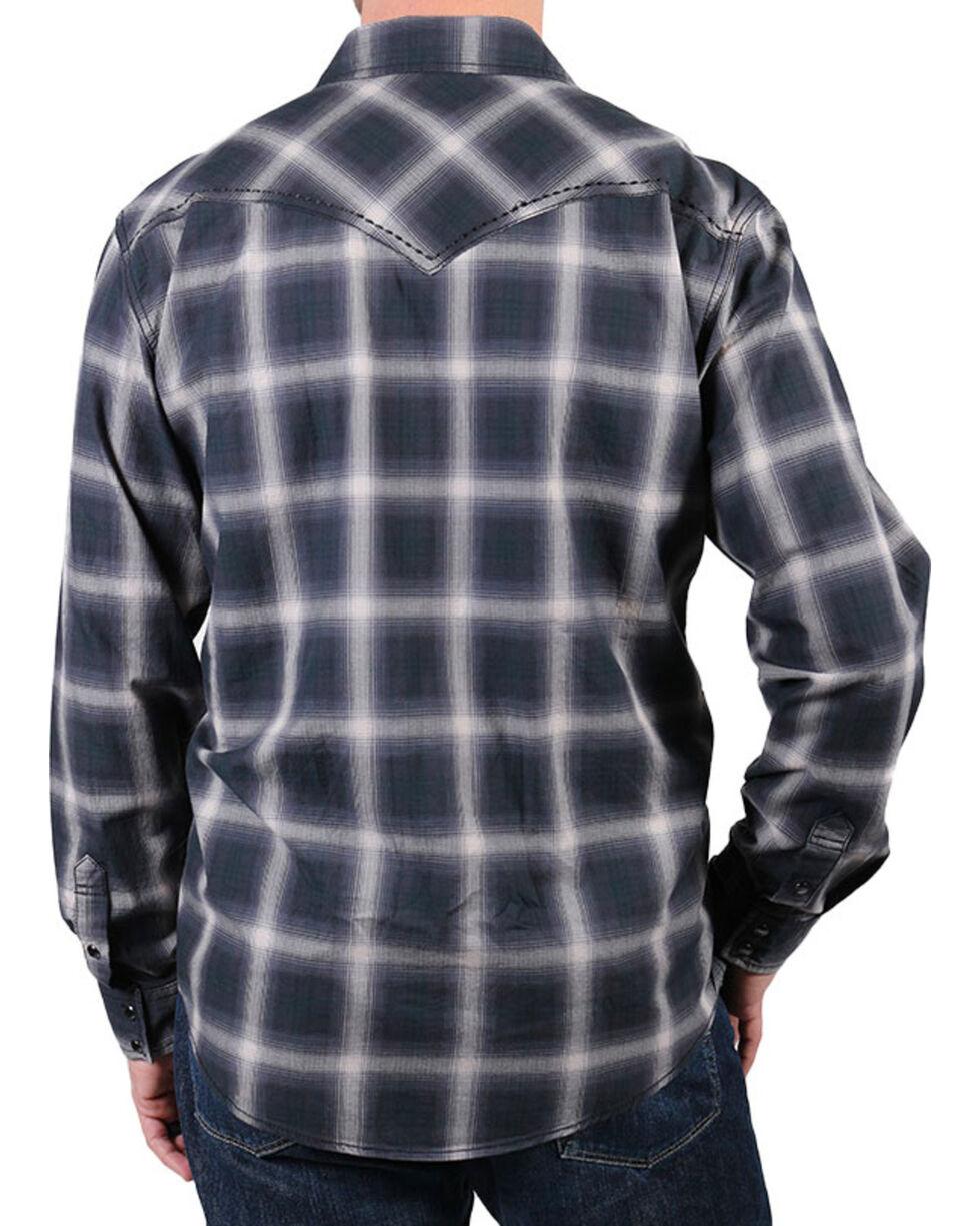Cody James® Men's Pyrite Plaid Long Sleeve Shirt, , hi-res