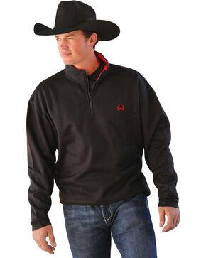 Cinch Men's - Zip Jacket, Black, hi-res