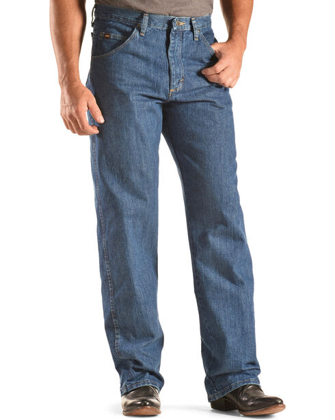 Wrangler Men's 20X No. 23 Relaxed Fit Jeans - Straight Leg , Indigo, hi-res