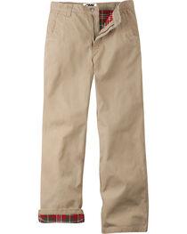 Mountain Khakis Men's Flannel Relaxed Fit Original Mountain Pants , , hi-res