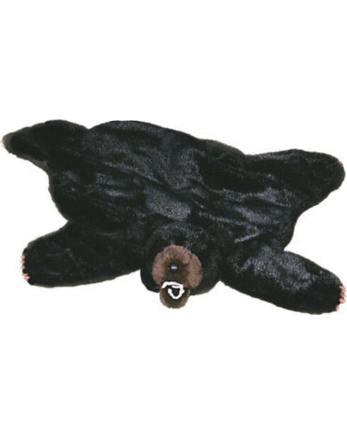 Carstens Home Small Black Bear Rug, Multi, hi-res