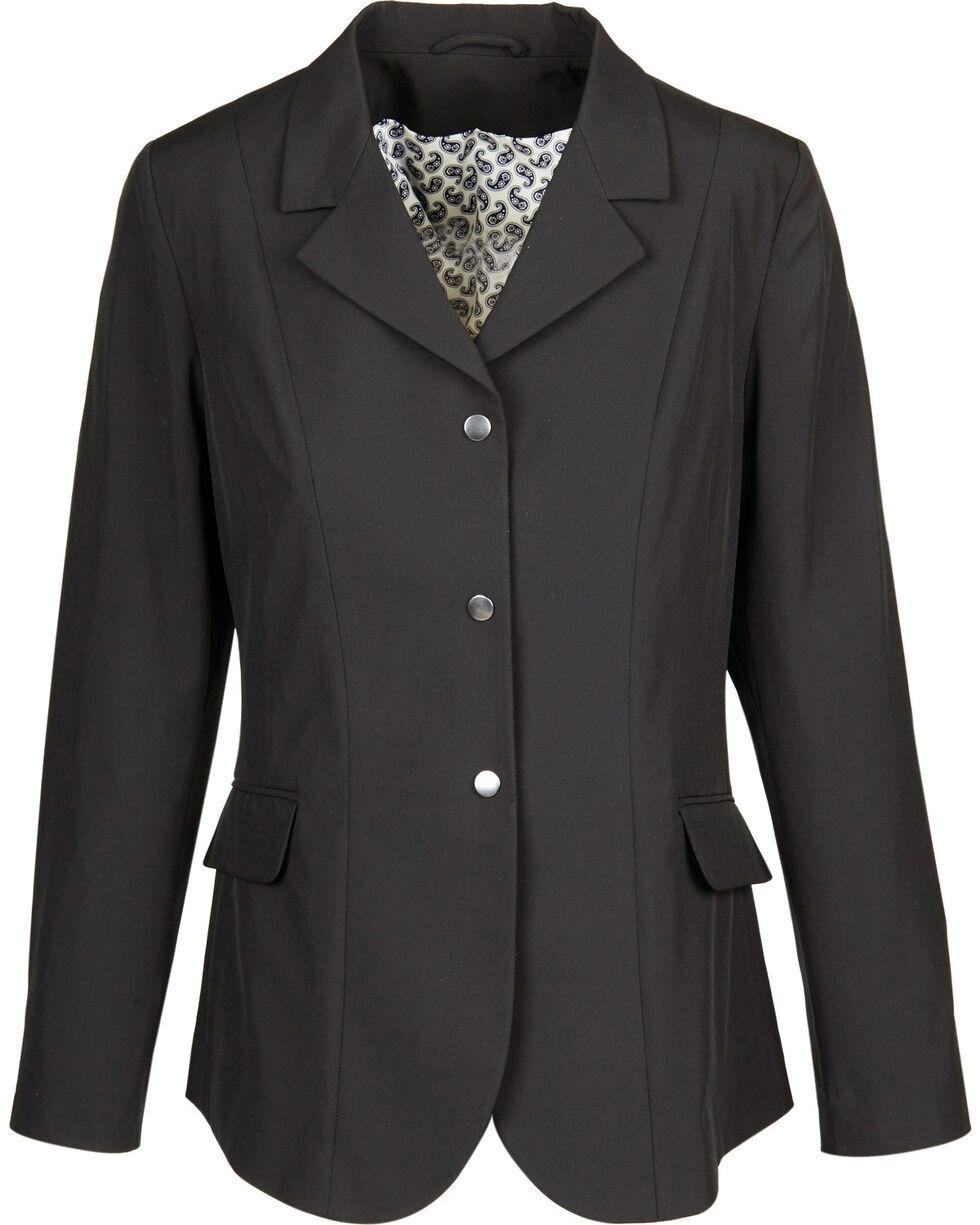 Dublin Women's Bristol Soft Shell Show Coat, Black, hi-res