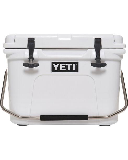 Yeti Roadie 20 Cooler, White, hi-res
