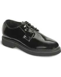 Rocky Men's High Gloss Dress Oxford Shoes, , hi-res
