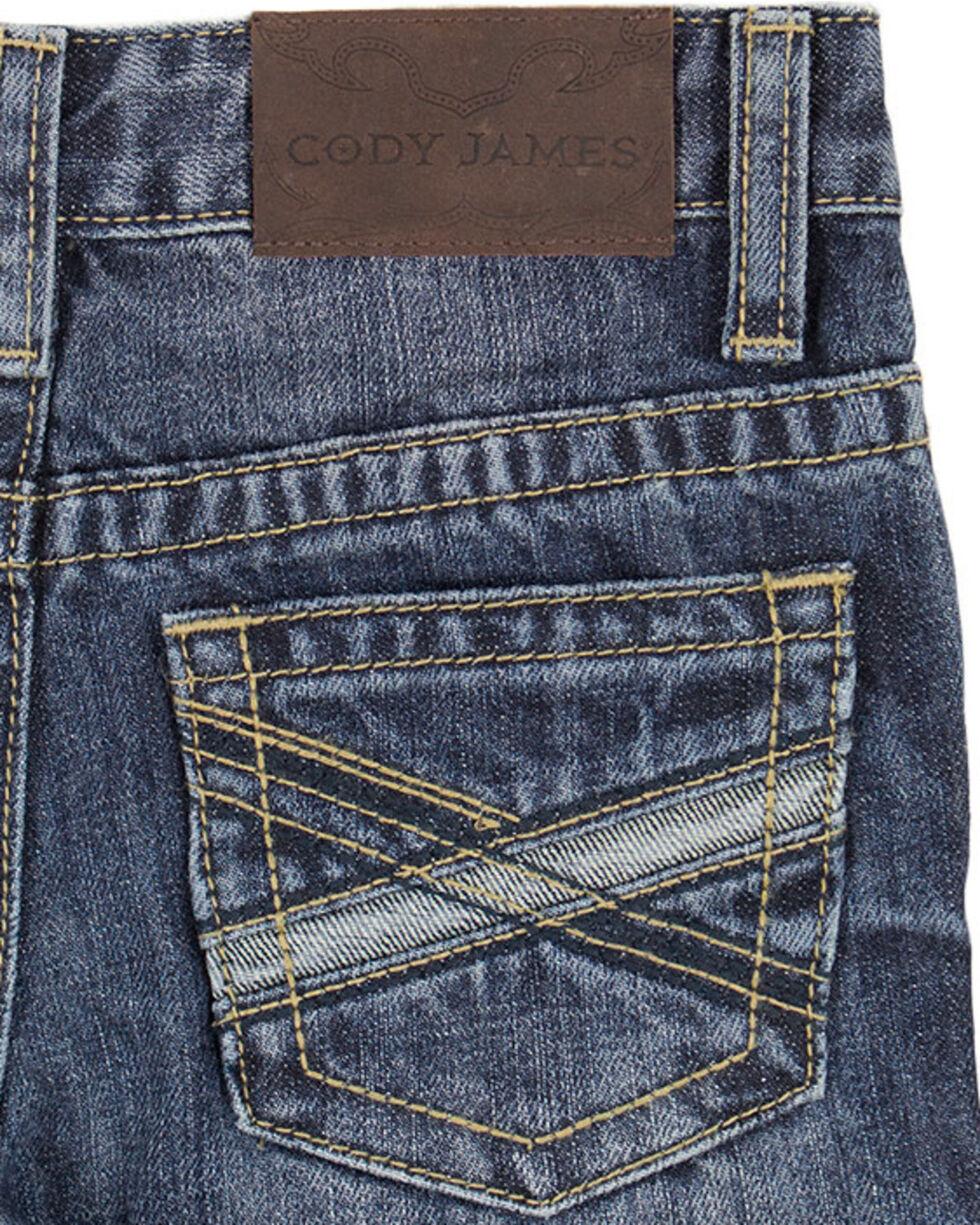 Cody James® Boys' Medium Wash Straight Leg Jeans, Blue, hi-res
