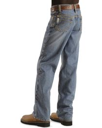 Cinch Boy's White Label Slim Relaxed Fit Jeans, , hi-res