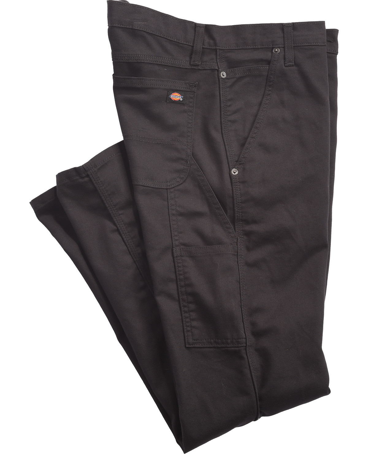 Dickies Men S Black Tough Max Carpenter Pants Boot Barn