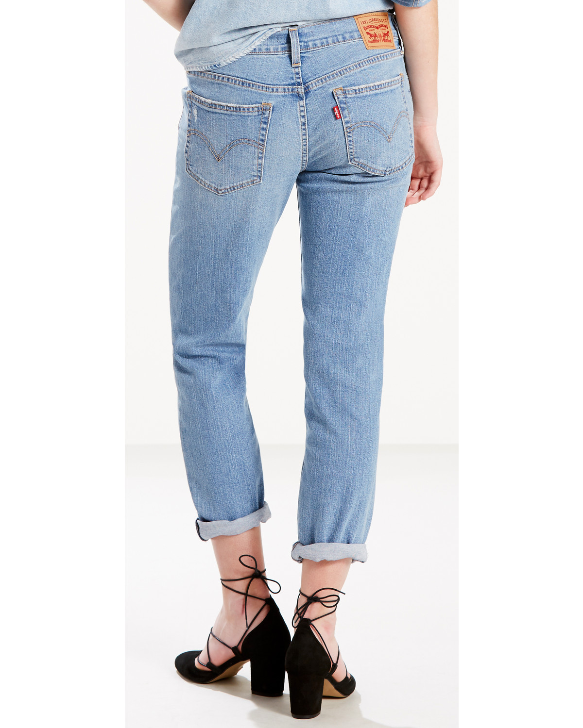 Find a great selection of boyfriend jeans for women at newuz.tk Shop top brands like NYDJ, AG, Levi's, Kut from the Kloth more. Free shipping & returns.