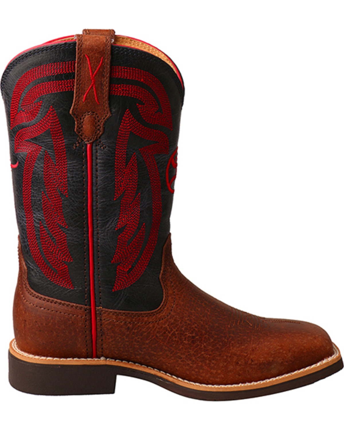 Twisted X Hooey Kids Logo Western Boots Boot Barn