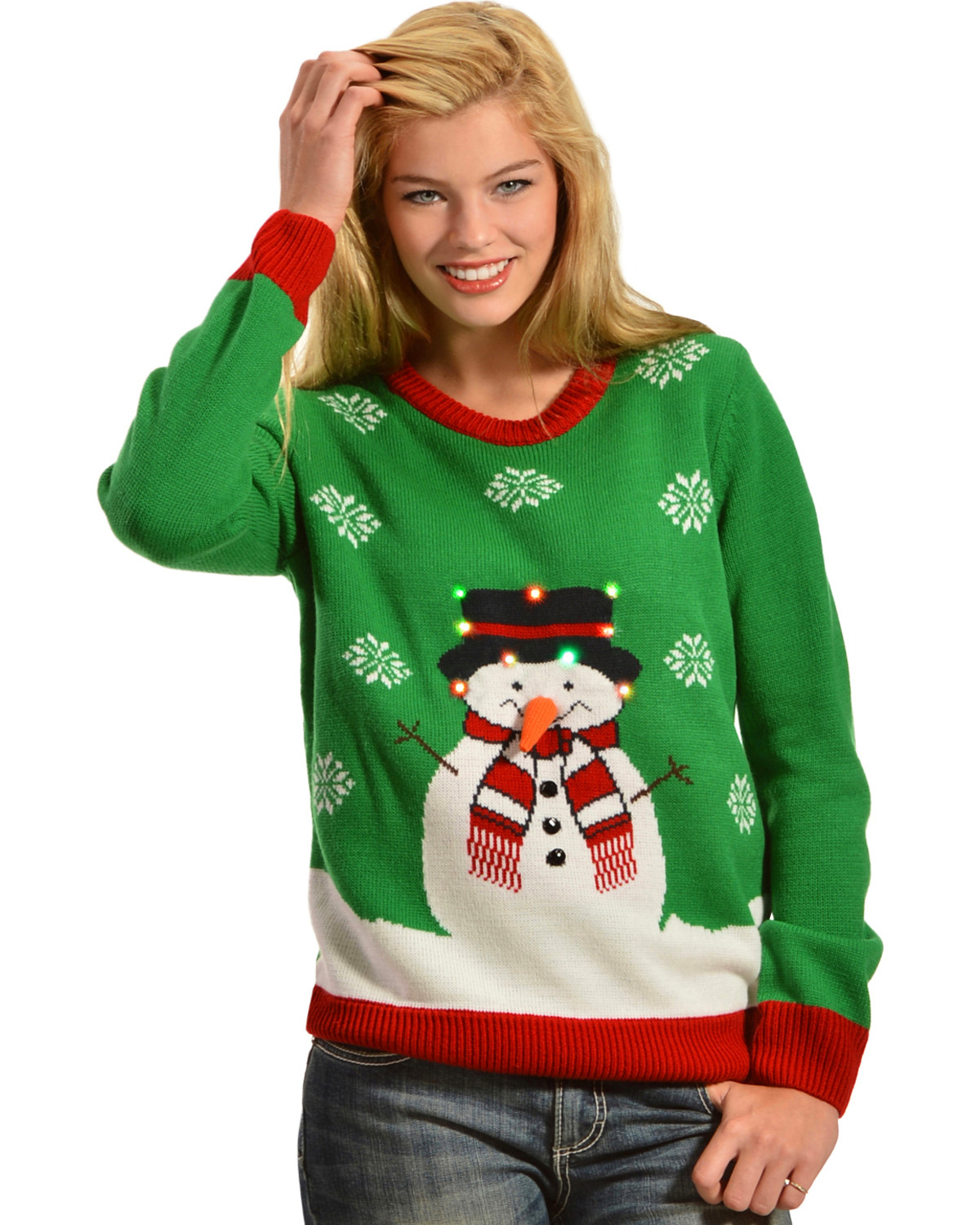 Cheap light up christmas sweaters