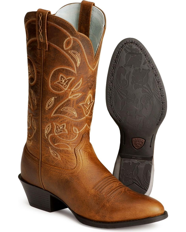 Ariat Women S Heritage Western Boots Boot Barn