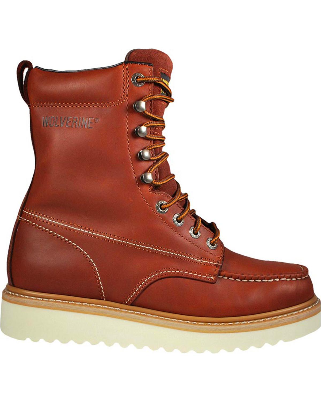copper boots men