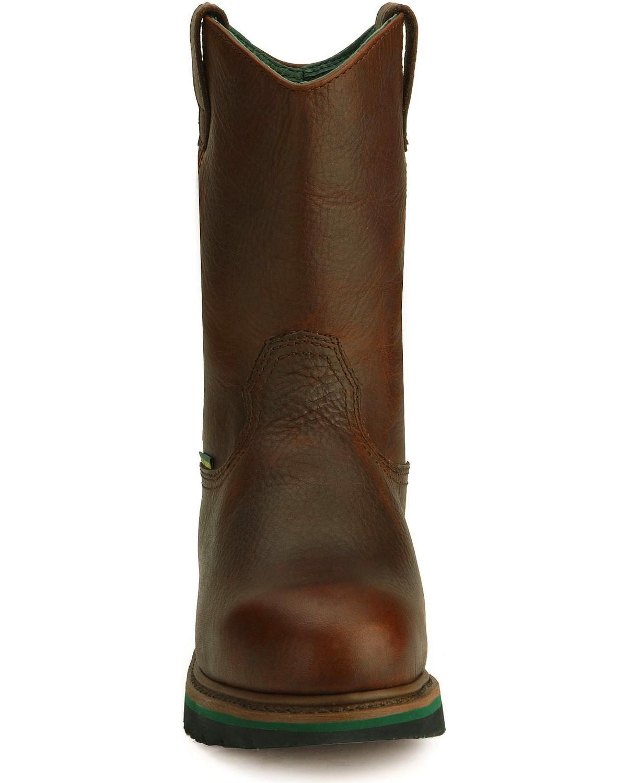deere s steel toe met guard boots boot barn