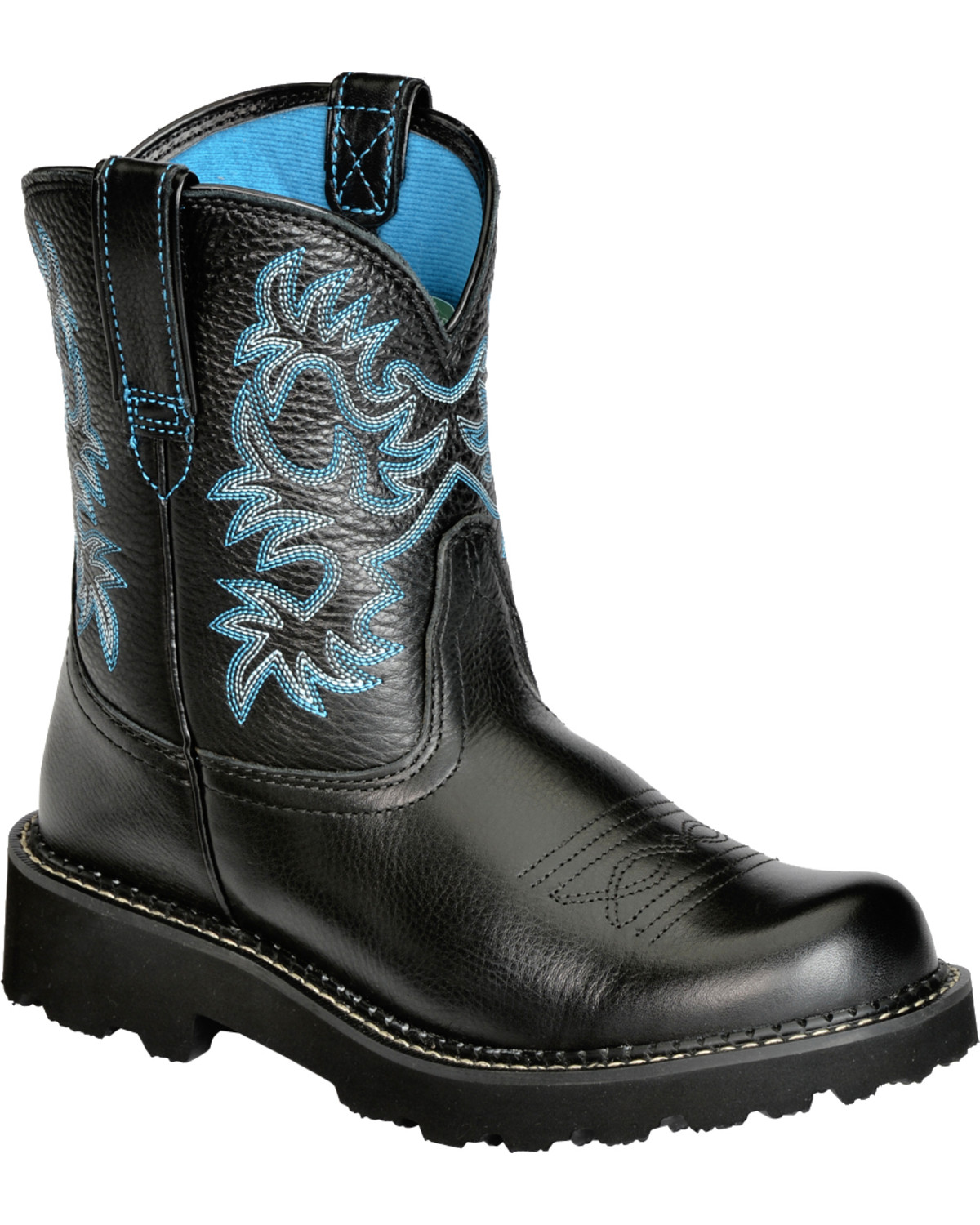 Ariat Fatbaby Black Cowgirl Boots Boot Barn