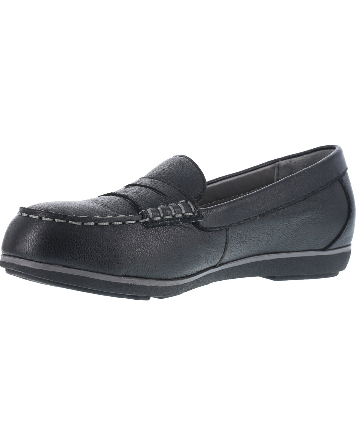 Rockport Womenu0026#39;s Top Shore Penny Loafer Shoes - Steel Toe ...