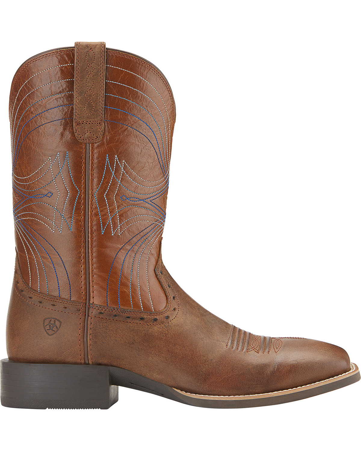 Ariat Men's Sport Square Toe Western Boots