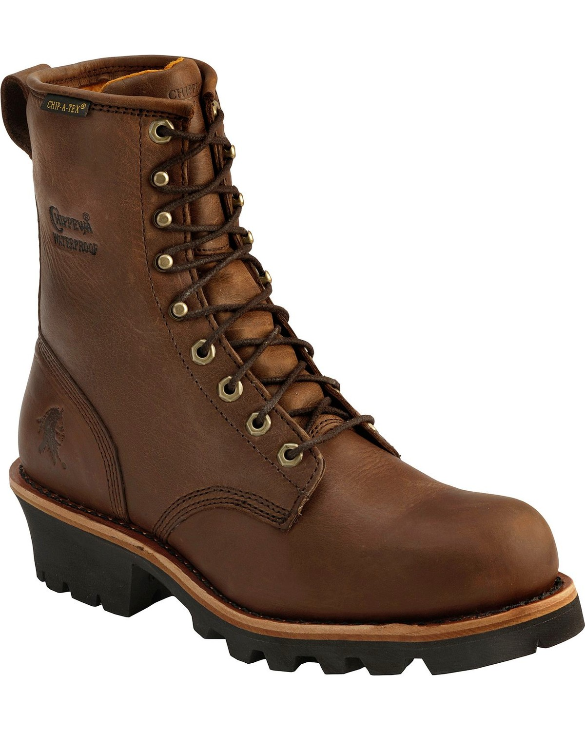 Chippewa Women S Waterproof Insulated Logger Work Boots