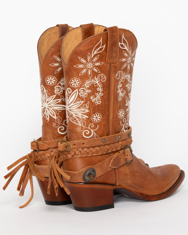 Shyanne® Women's Floral Festival Western Boots
