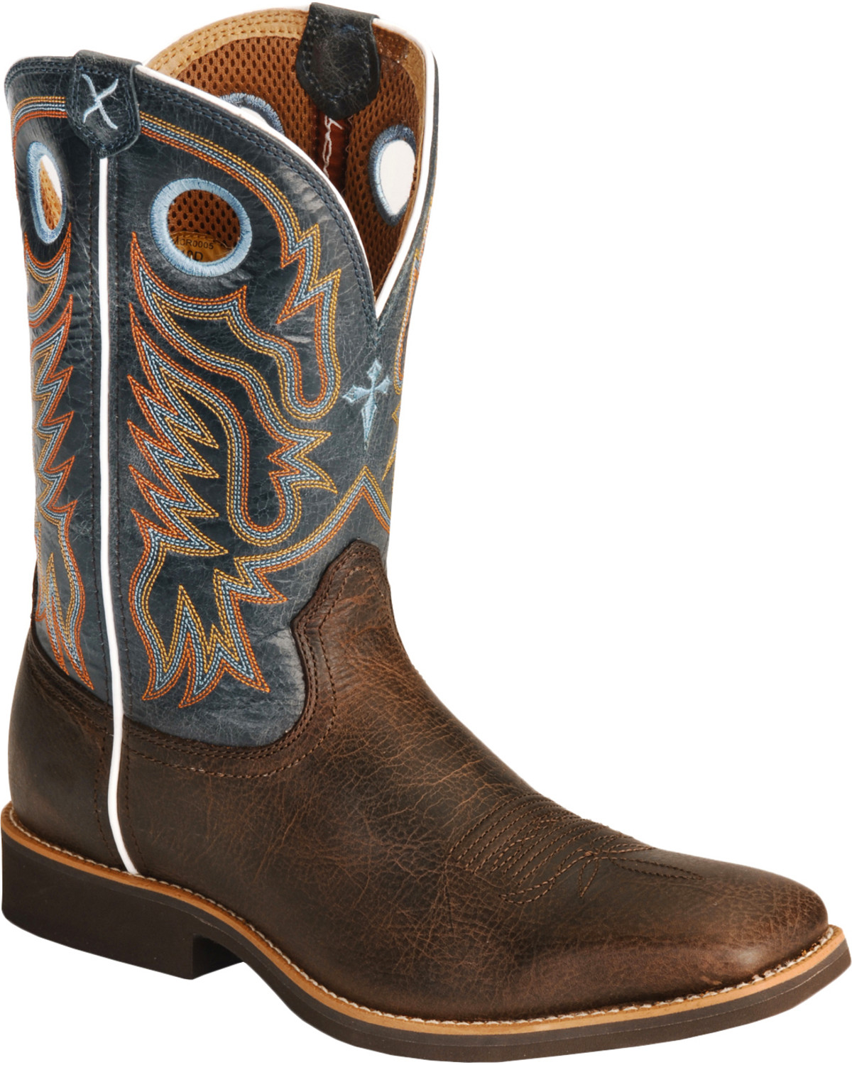Twisted X Men's Calf Roper Western Boots