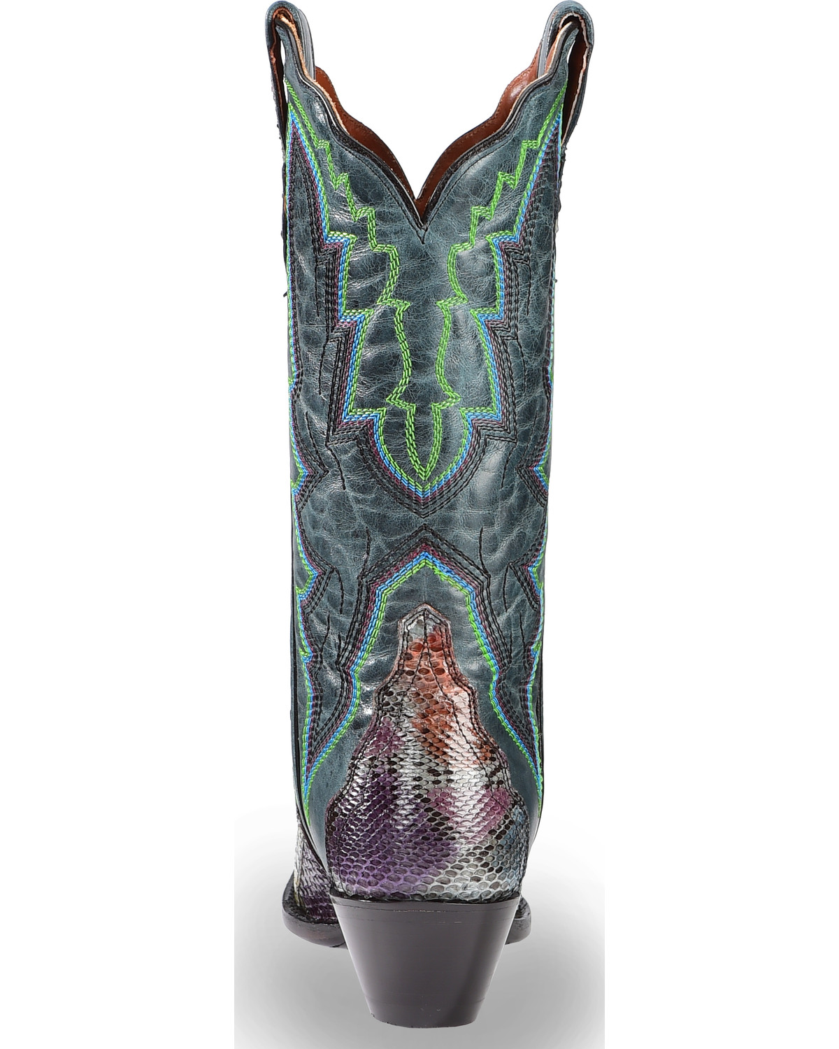 Dan post womens painted belly python triad cowgirl boots snip dan post womens painted belly python triad cowgirl boots snip toe multi hi floridaeventfo Images