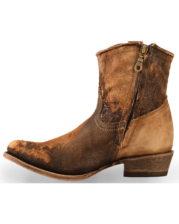 Innovative FRYE Womenu0026#39;s Ellen Short Western Boot - Womens Best Shoes USA