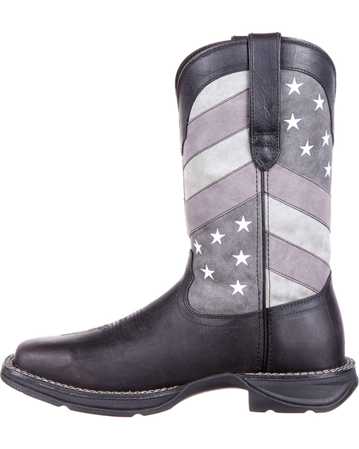 Rebel By Durango Men S Faded Flag Western Boots Boot Barn