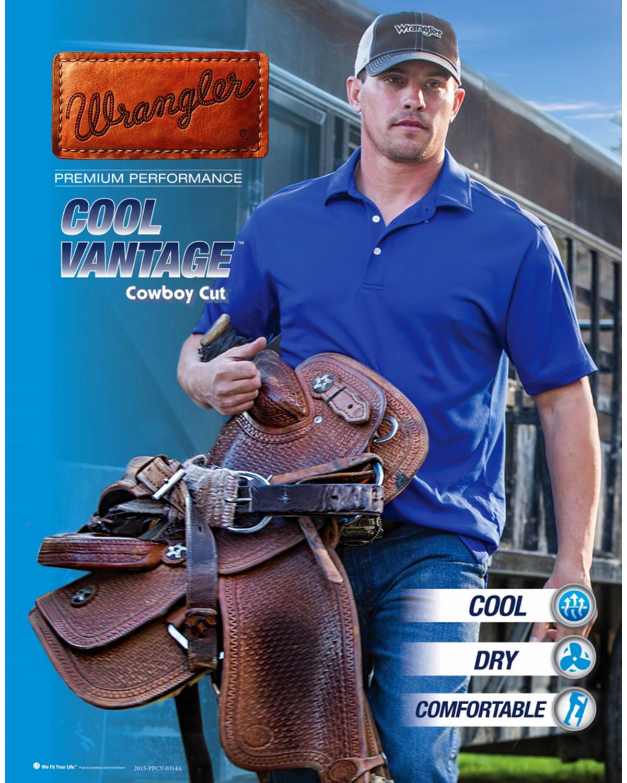 36 Cool Must Try Makeup Hacks: Wrangler Men's Cool Vantage Cowboy Cut 36 Slim Fit Jeans