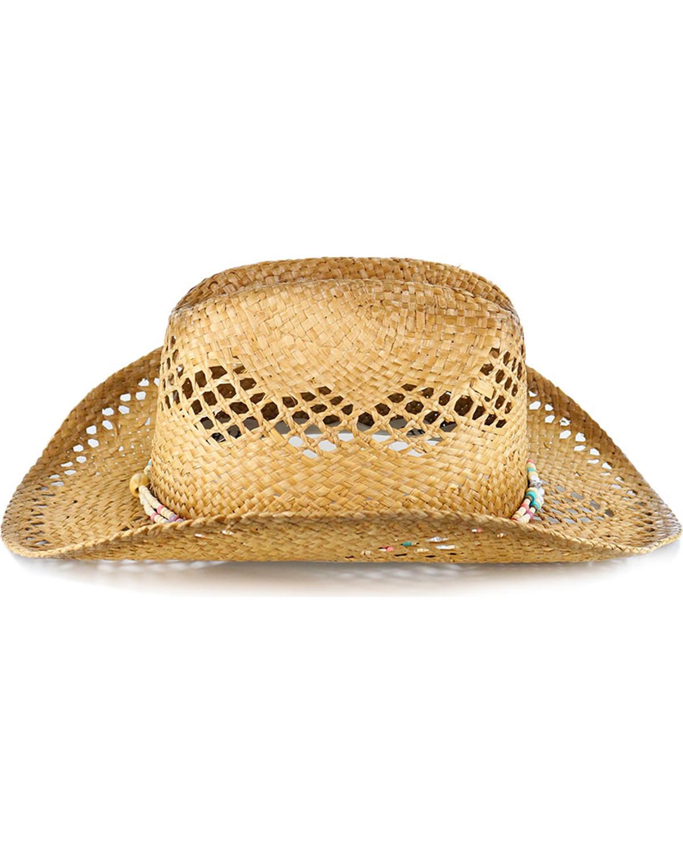 Shyanne® Women\'s Beaded Straw Hat | Boot Barn
