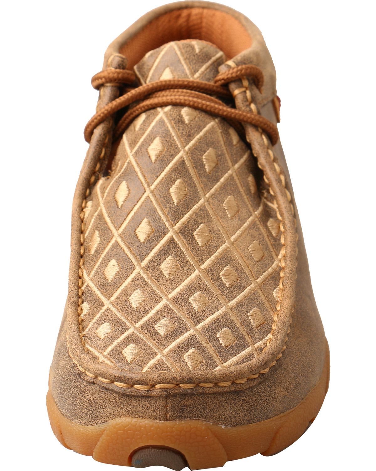 Twisted X Women's Diamond Driving Moc Shoes