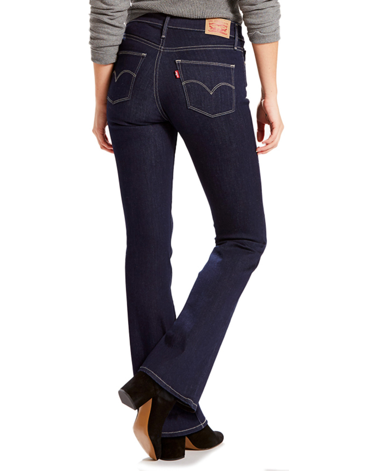 Leviu0026#39;s Womenu0026#39;s Slimming Boot Cut Jeans | Boot Barn