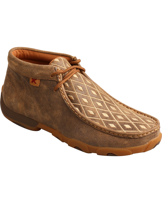 Women Steel Toe Shoes Mocs