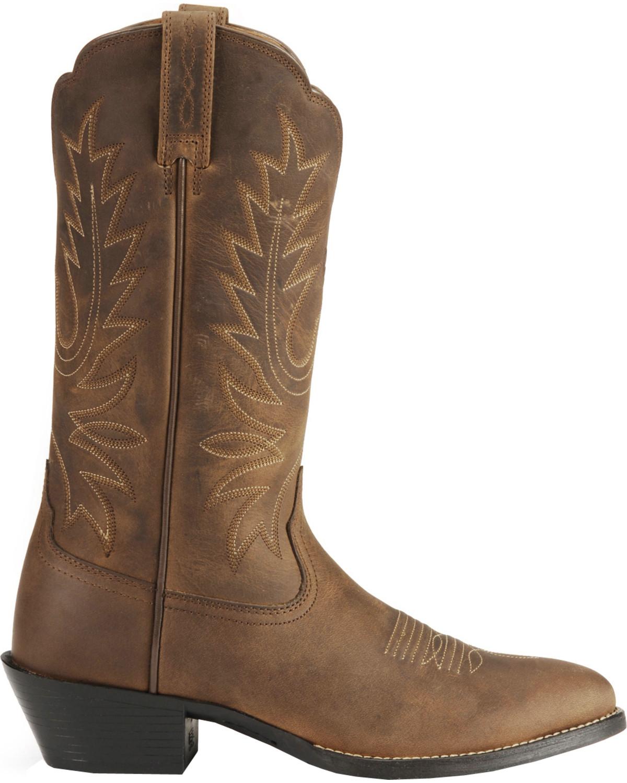Ariat Heritage Cowgirl Boots Medium Toe Boot Barn
