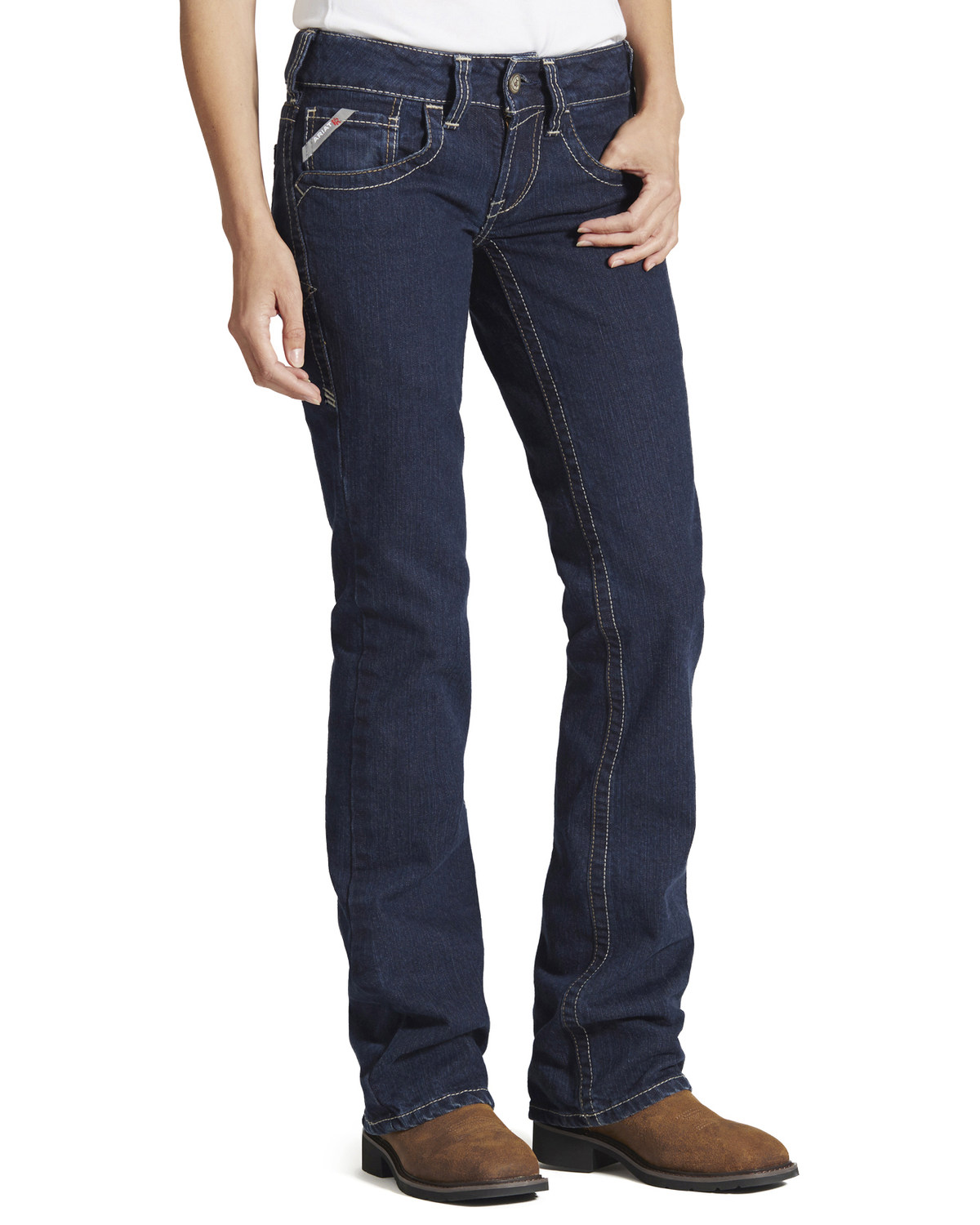 Men's Classic Bootcut Jeans. American Eagle Outfitters has been producing the finest quality jeans for over 40 years. Our bootcut jeans have been a staple since the beginning, with a casual flare that looks good with everything from boots to flip flops. As soon as you try them on, it's clear why AE is America's favorite jeans brand.