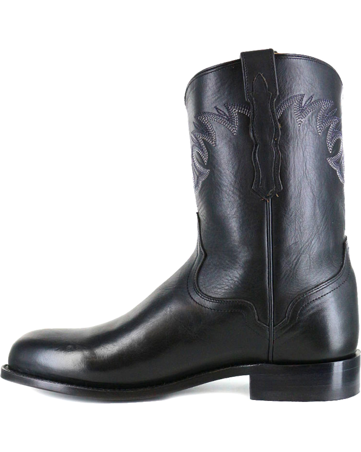 El Dorado Men's Embroidered Western Boots