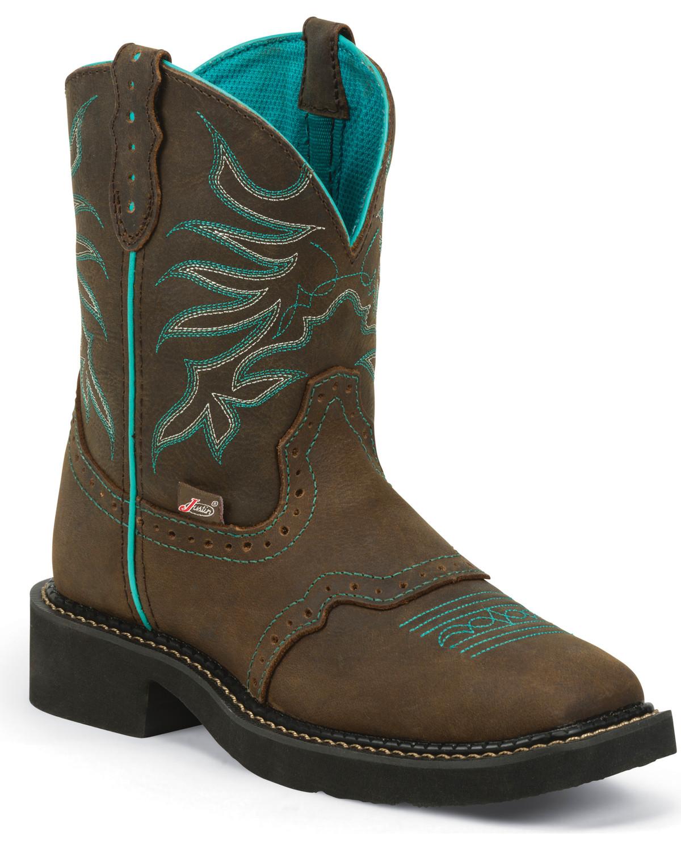 Justin Women S Mandra Western Boots Boot Barn