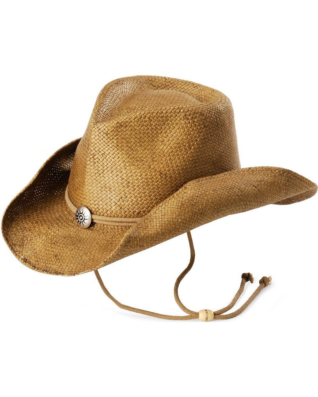 Pinchfront Straw Cowboy Hat Boot Barn