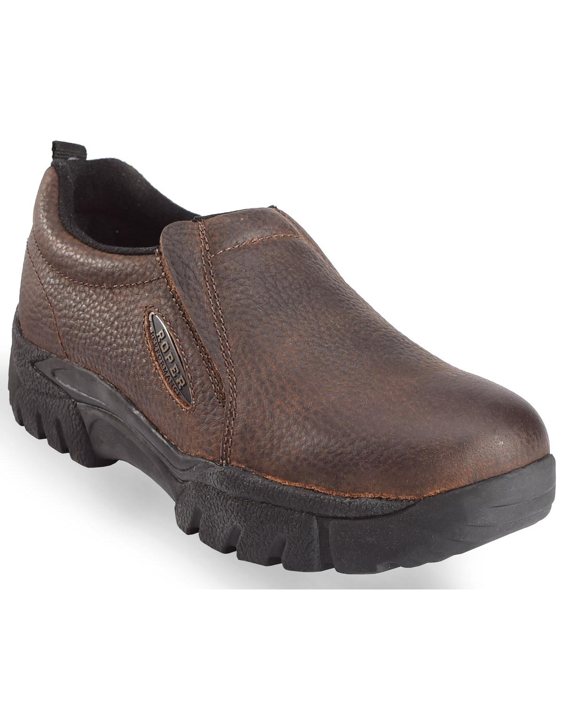 Ladies Roper Slip On Shoes