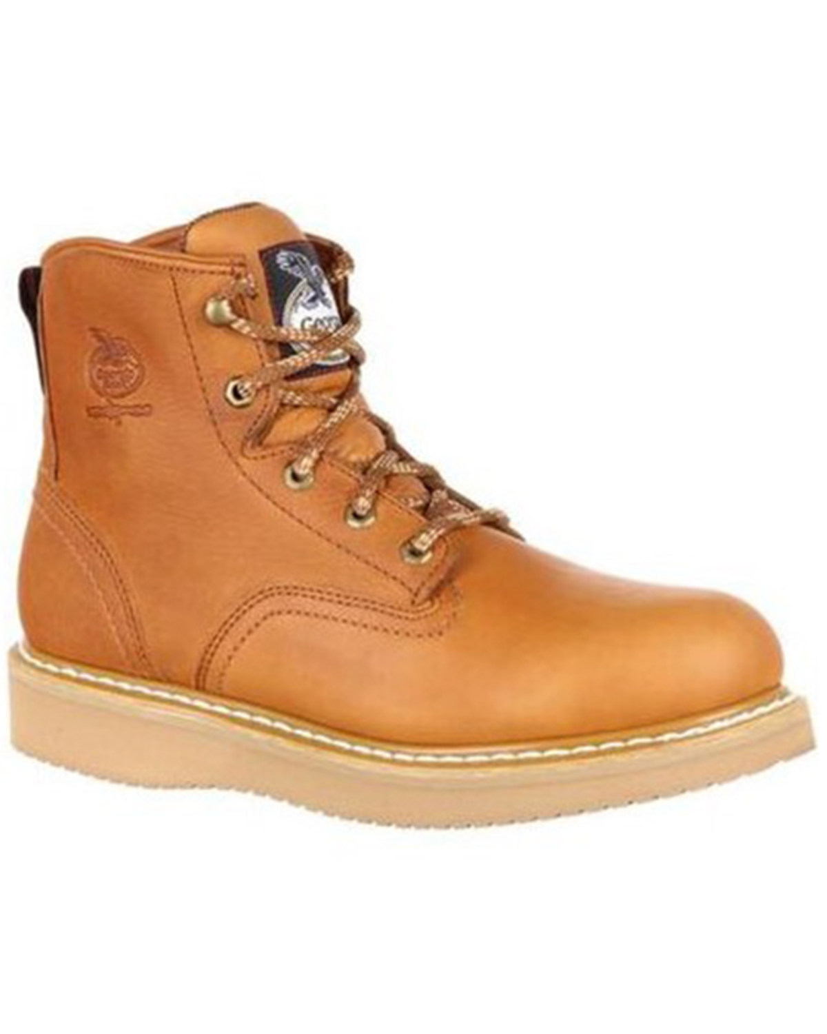 Georgia Men S Wedge Work Boots Boot Barn