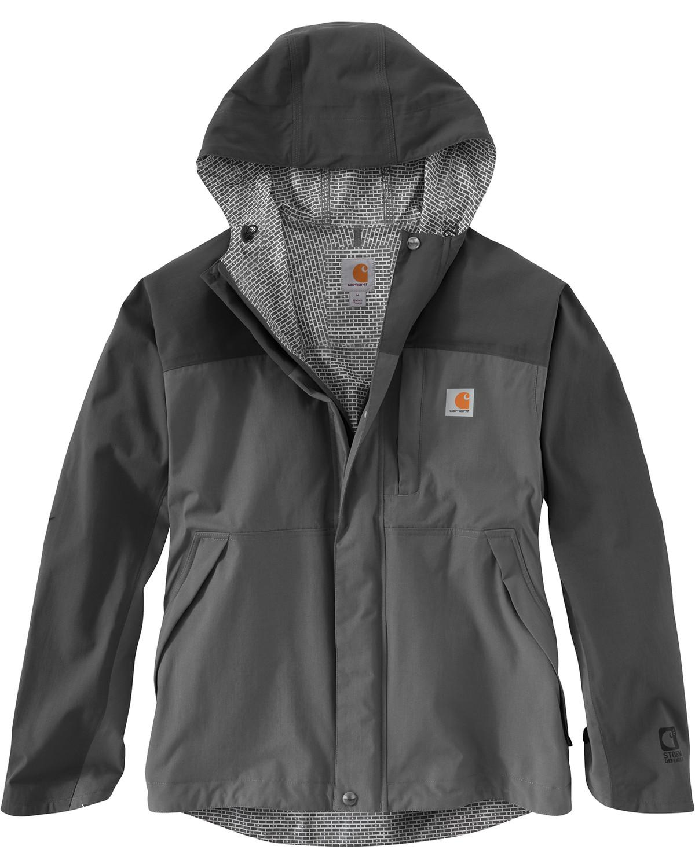 Carhartt Can Cooler ~ Carhartt waterproof breathable shoreline jacket boot barn